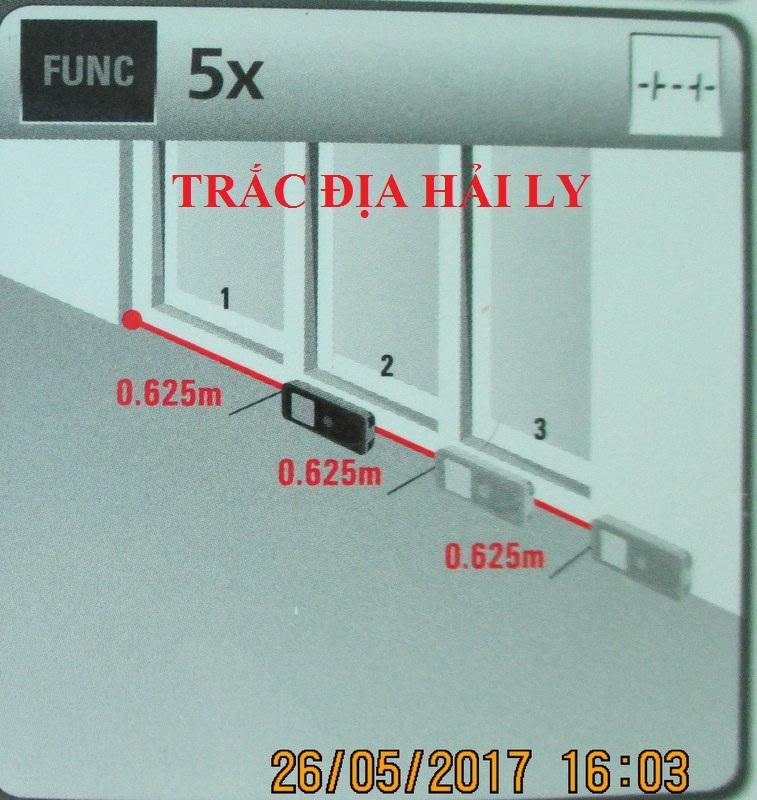 máy đo khoảng cách disto d2