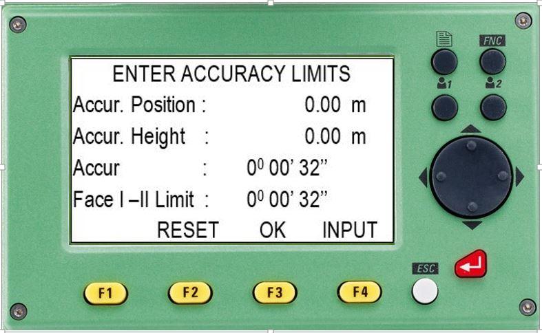 hướng dẫn sử dụng máy toàn đạc điện tử leica ts 02-khai báo trạm máy đo khảo sat