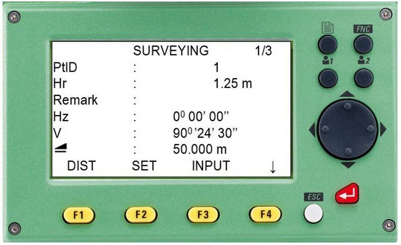 hướng dẫn sử dụng máy toàn đạc điện tử leica ts 02-sủveying1