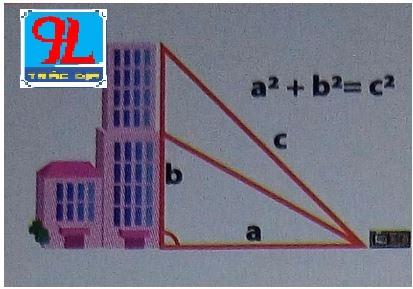 máy đo khoảng cách laser sndway-đo khoảng cách gián tiếp