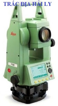 máy toàn đạc điện tử leica tcr 305