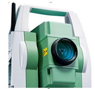 máy toàn đạc leica ts 06-độ phóng đại ống kính lớn