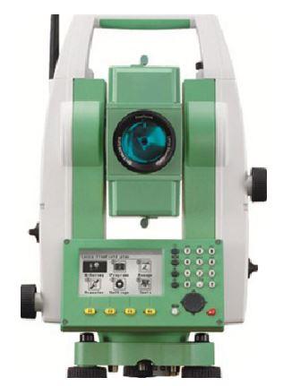 máy toàn đạc leica ts 06-giao diện thân thiện