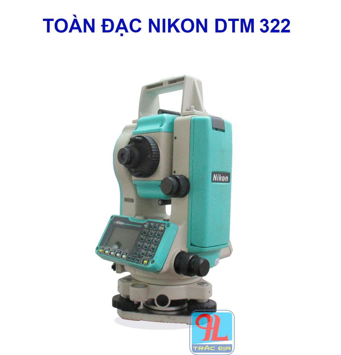 may-toan-dac-dien-tu-nikon-dtm-322